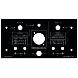 Rear panel for ACA V1.8