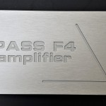 PASS F4 Amplifier by Robert, USA