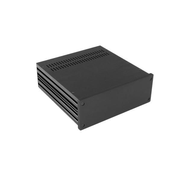 Galaxy Maggiorato GX283 230 x 230 mm 10mm front panel BLACK