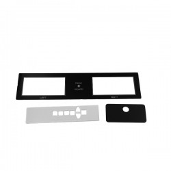 G) Plexiglass insert 3mm