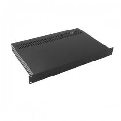 Slim Line 01/280 1U 4mm BLACK
