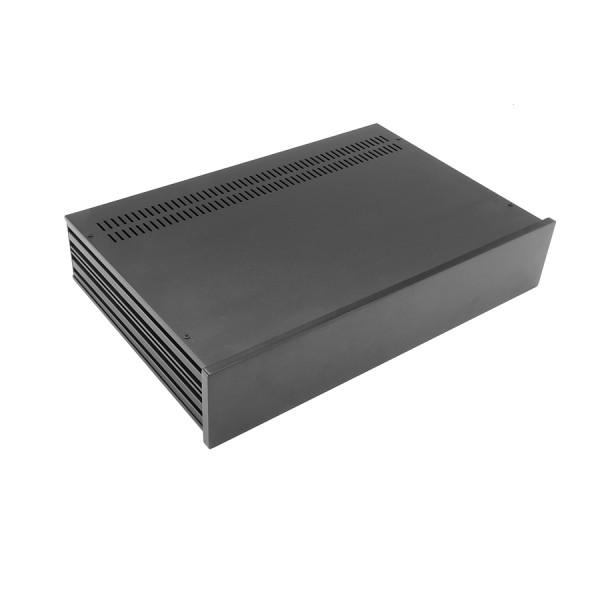 Slim Line 02/280 2U 10mm BLACK