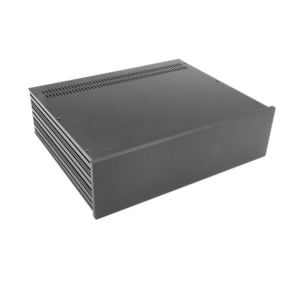 Slim Line 03/350 3U 10mm BLACK