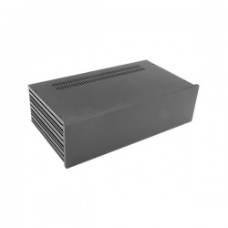 Slim Line 03/230 3U 10mm BLACK