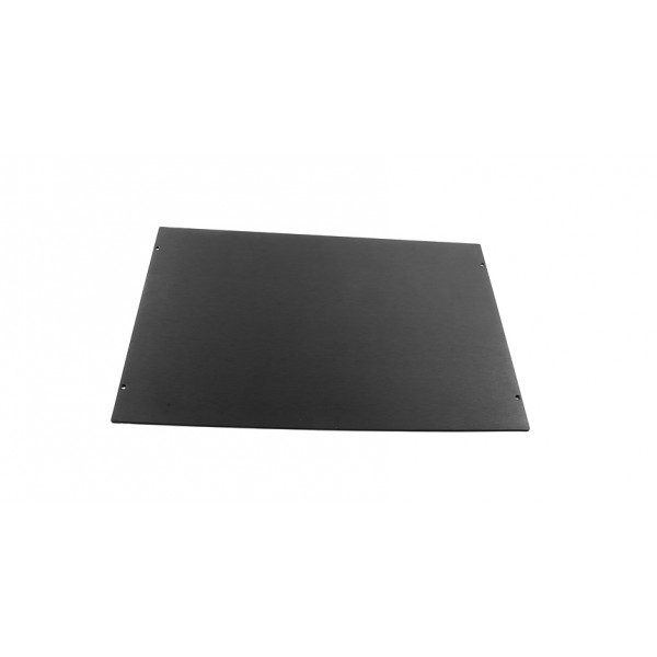 Supplement for substitution of aluminium cover 3mm Slim Line 280mm with no holes