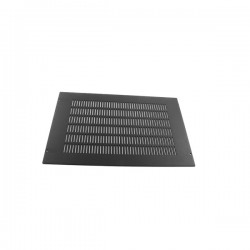 Fully vented aluminium cover for Slim Line 280 series
