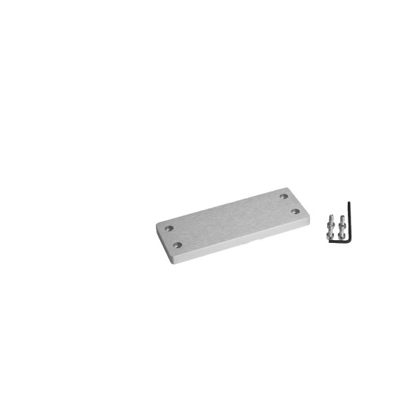10mm front panel for GALAXY 143-147 SILVER