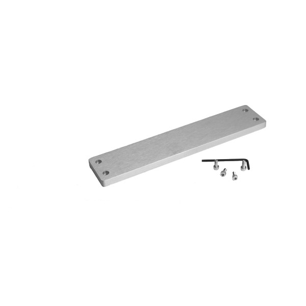 10mm front panel for GALAXY 243-247-248 SILVER
