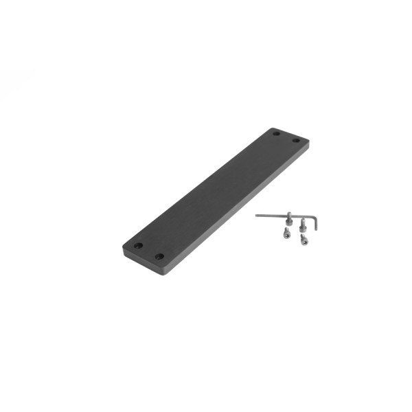 10mm frontal panel for GALAXY 243-247-248 BLACK