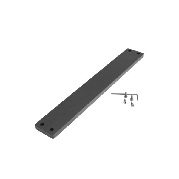 10mm frontal panel for GALAXY 343-347-348 BLACK