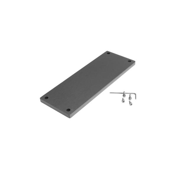 10mm front panel for GALAXY MAGGIORATO 283-287-288 BLACK