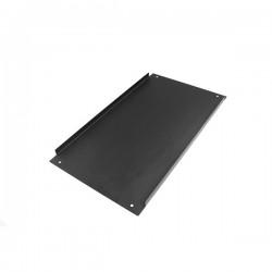 Rear Panel Dissipante 5U in iron