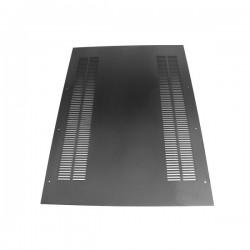 Aluminium cover 3mm Dissipante 500mm
