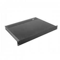 Slim Line 01/350 1U 4mm BLACK