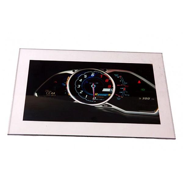 G) Plexiglass insert 3mm